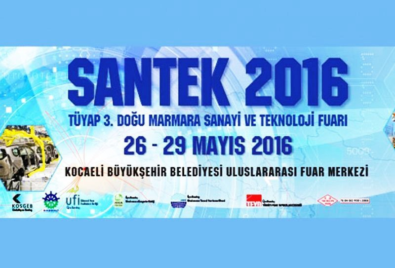 Participated in the 2016 Santeks Exhibition.